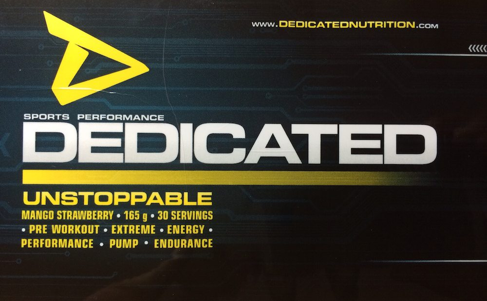 Dedicated-Unstoppable