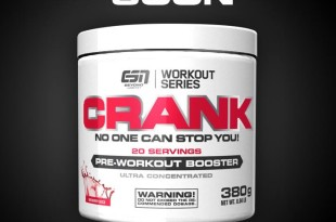 ESN Crank Workout Booster