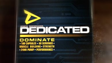 Dedicated Nutrition Dominate