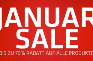GoNutrition Januar Sale 2015