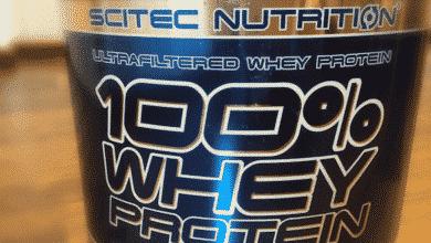Das Premium Protein von Scitec