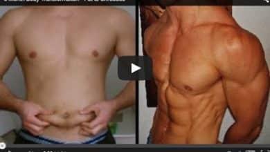 FitnessOscar Körperfettreduktion
