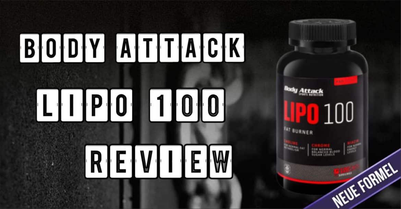 Lipo 100 im Test
