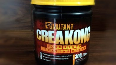 Mutant Creakong unser Test