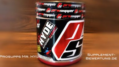 Mr. Hyde Prosupps