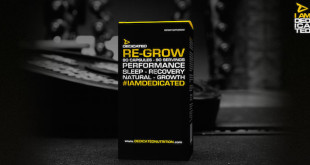 Dedicated Re Grow Packung