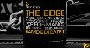 Dedicated - The Edge - Das ultimative recovery Supplement?