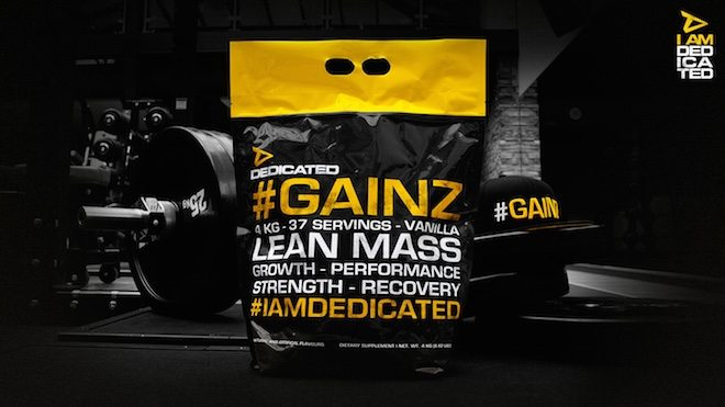 Dedicated GAINZ