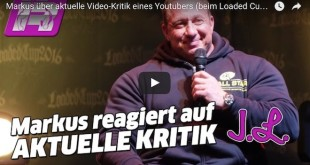 Markus Rühl Kritik