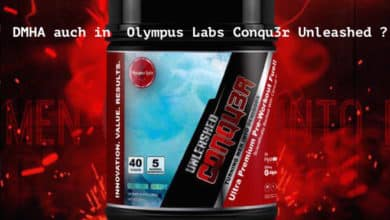 Olympus Labs Conqu3r Unleashed DMHA