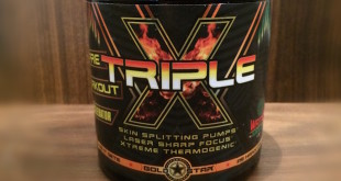 Triple X Booster DMHA