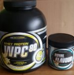 WPC 80 Whey Protein Dose