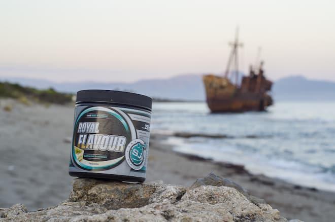 Royal Flavour Geschmack - Royal Flavour von Supplement Union - unser Test