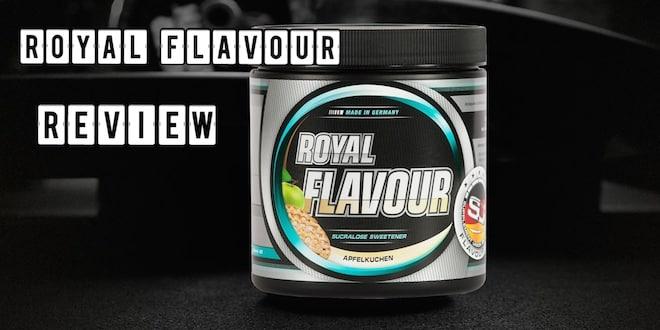 Royal Flavour Review - Royal Flavour von Supplement Union - unser Test