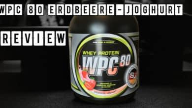 WPC 80 Erdbeere-Joghurt