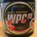 WPC 80 Erdbeere Joghurt Verpackung 149x151 - WPC 80 Erdbeere-Joghurt Whey - Supplement-Union