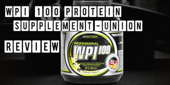 WPI 100 Protein