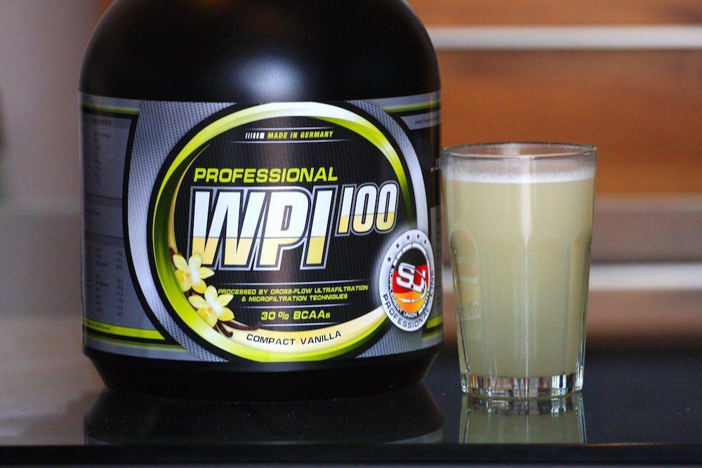 WPI 100 Protein Löslichkeit