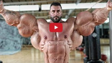 5 extreme Bodybilder 390x220 - 5 extreme Bodybuilder - Im Video der Woche - Supplement-Bewertung