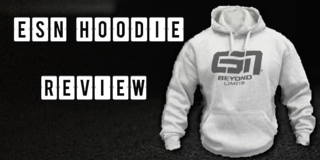 ESN Hoodie Review