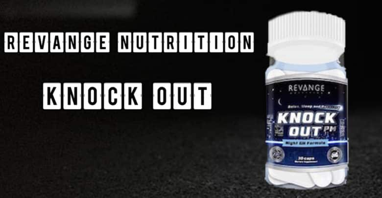 Knock Out Revange Nutrition