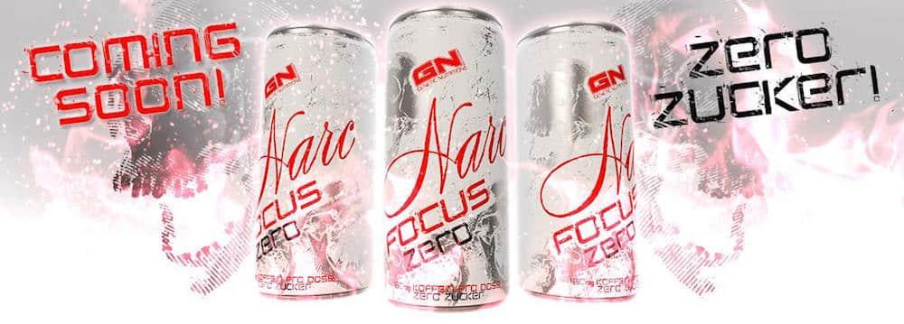 Narc Focus Zero - Zuckerfrei