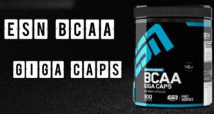 BCAA GIGA CAPS