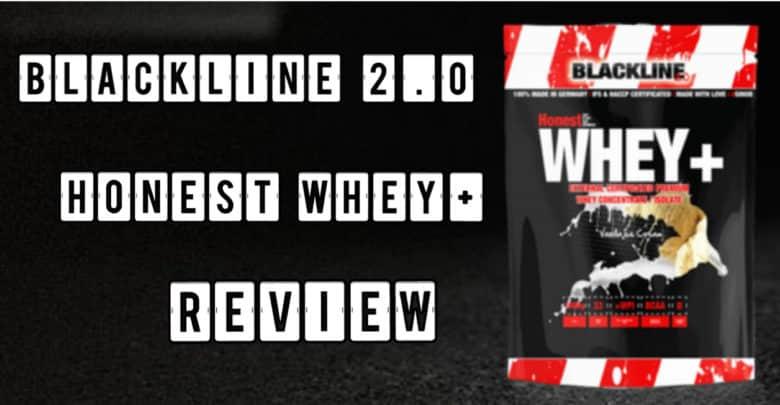 Honest Whey 1 780x405 - Honest Whey von Blackline 2.0 im Test