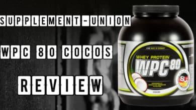 WPC 80 Cocos Whey