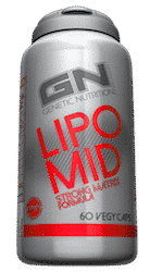 lipomid Fatburner - LIPOMID GN Laboratories - Der neue Fatburner von Genetic Nutrition im Test