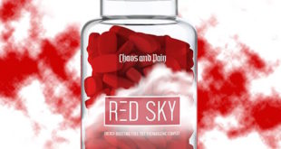 Chaos and Pain Red Sky – Neues Design und neue Produktreihe?