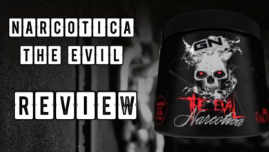 Narcotica the Evil Test