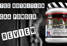 BCAA Powder - Hi Tec Nutrition