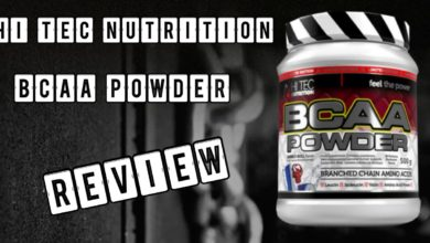 BCAA Powder - Hi Tec Nutrition