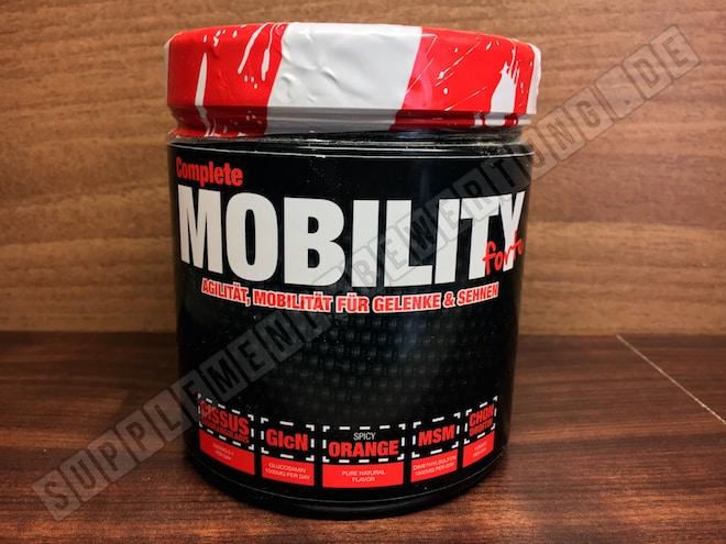 Mobility Forte Blackline 2.0 - 🙏🏼 Mobility Forte - Blackline 2.0 - Das ultimative Gelenk Supplement