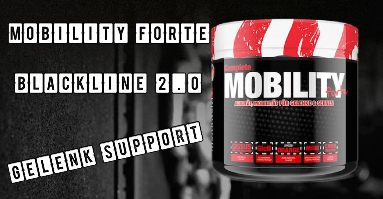 Mobility-Forte - Blackline 2.0