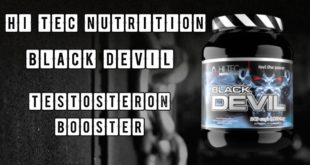 Black Devil Testosteron Booster