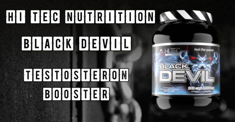 Black Devil Testosteron Booster