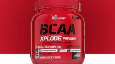 BCAA Xplode Red Summer Edition