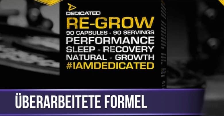Dedicated Re Grow