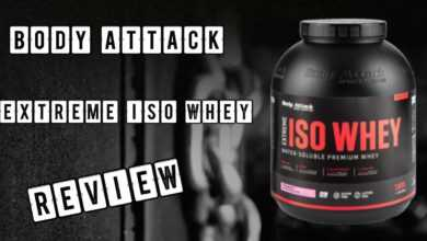 Extreme ISO Whey Protein