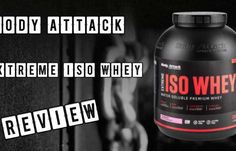 Extreme ISO Whey Protein