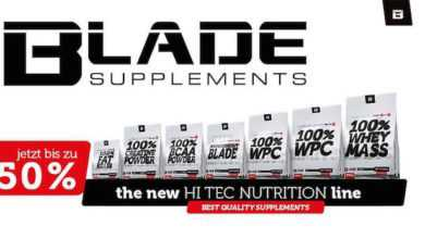 Blade Supplements