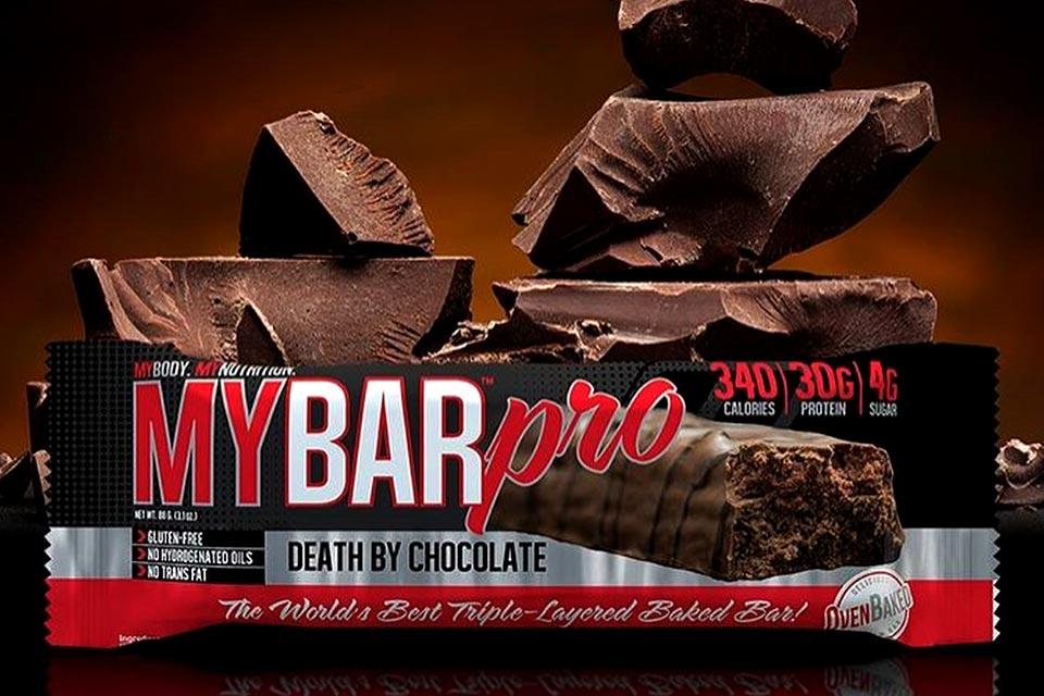 MyBar Pro Riegel - MyBar Pro - Prosupps bringt Mega Protein Riegel auf den Markt