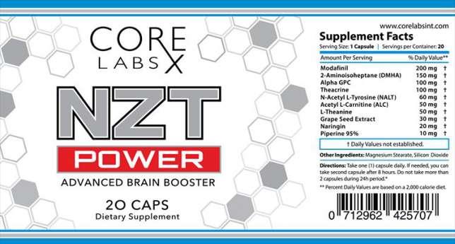 586908664 2 644x461 nzt power core labs 20 caps nowosc modafinil 200mg dodaj zdjecia - NZT Limitless von Core Labs - der Brainbooster im Test