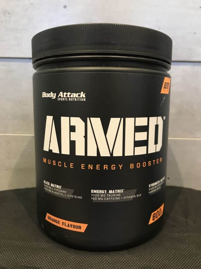 Body Attack Armed Review