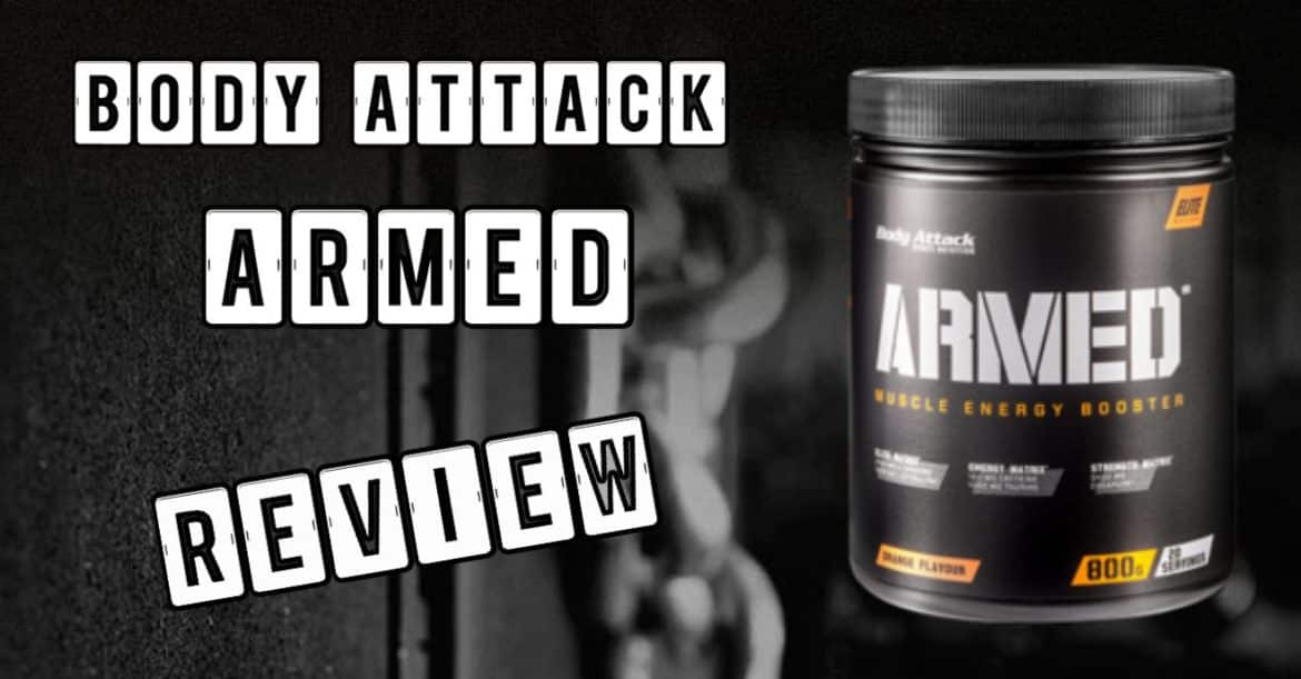 Body Attack Armed Test