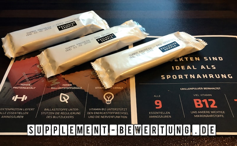 Swarm Protein Riege Review