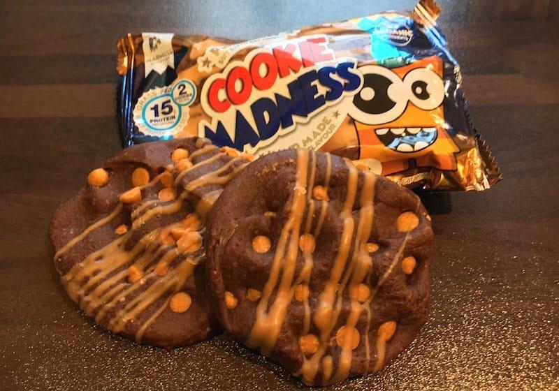 Cookie Madness Test - Cookie Madness Test - wie lecker sind die Protein Cookies wirklich?