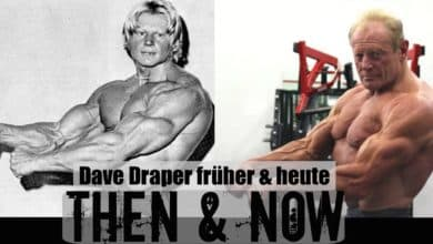 Dave Draper heute